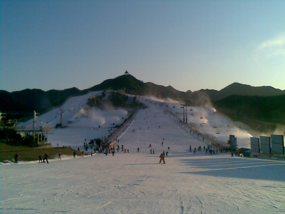 beijing ski resorts, beijing ski, ski resorts in beijing