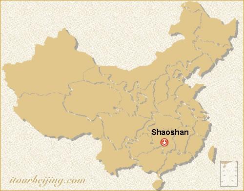 Resultado de imagem para Shaoshan
