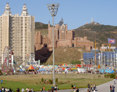 The Squares of Dalian Photo