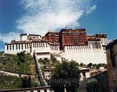 The Majestic Potala Palace