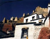 Buildings in Tibet