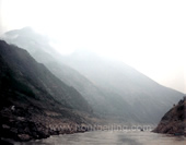 The Photo of Three Gorges Dam