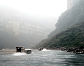 The Picture o Three Gorges Dam