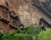 The Buddhas on the Mogao Grottoes