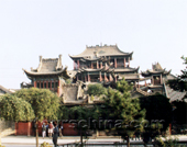 Picture of The Gao Temple of Yinchuan