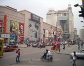 Commercial Area in Changchun