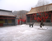 The Photo of Cangyan Ancient Town