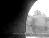 The Photo of Ancient City in Pingyao
