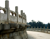 The Sculpture in Temple of Heaven