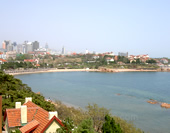 The Picture of Qingdao City