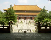 The Photo of Ming Tombs