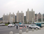 The Picture of Dalian City