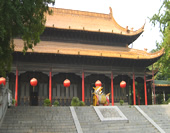 The Temple in Nanjing