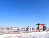 The Picture of Manzhouli