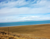 Overlook the Mysterious Qinghai Lake