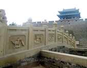 The Photo of Pingyao Ancient City
