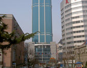 New Building in Dalian