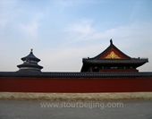 The Photo of Temple of Heaven