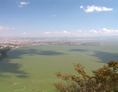 The Picture of Dian Lake in kunming