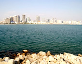 The Photo of Qingdao City
