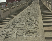 The Big Stone Carving in Forbidden City