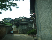 The Buildings at Fenghuang Ancient Town