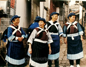 The Naxi People in Lijiang City