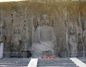 The Vivid Buddha in Longmen