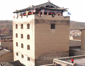 The Building of Ancient City Pingyao