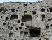 The Photo of Longmen Grottes