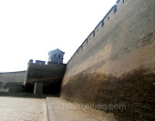 The City Wall of Ancient City Pingyao