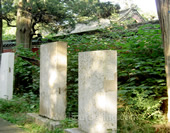 The Steles in the Confucian Temple