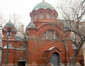 Photo of the Church in Harbin