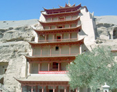 The Mogao Grottoes Photo