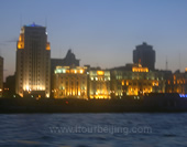 The photo of Night View of the Bund