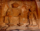 The Buddhas at Dunhuang Grottoes