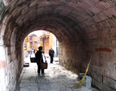 The Photo of Alley of Fenghuang Town