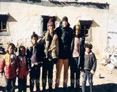 Guests and Local People in Tibet