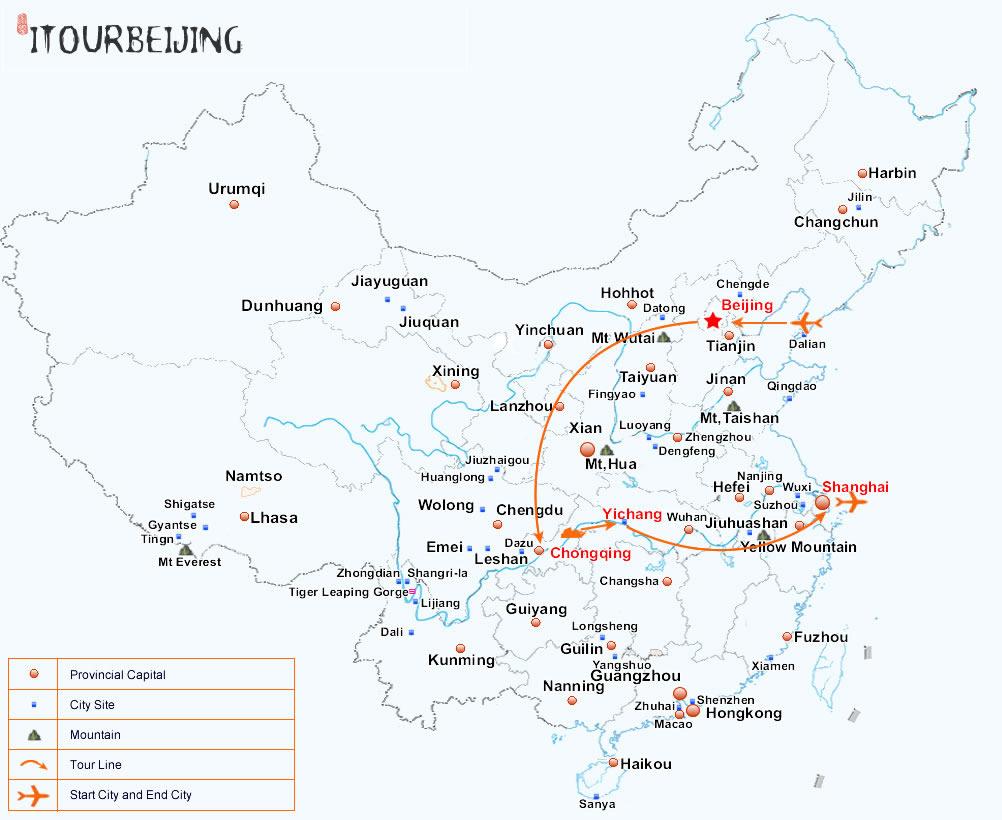 Where Is Yangtze River Located Yangtze river