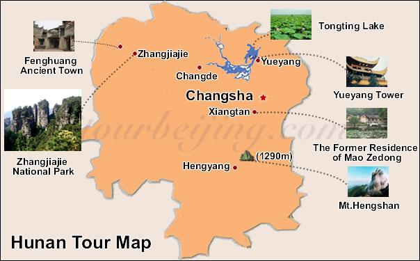 Hunan Province China Map.Hunan Map Map Of China Hunan And City Maps